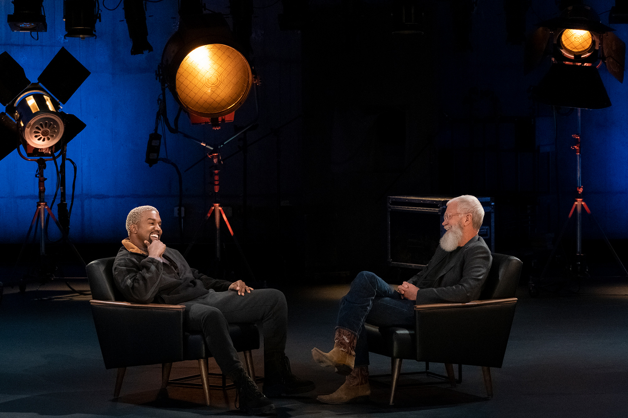 David Letterman - My Next Guest Needs No Introduction - Season 2