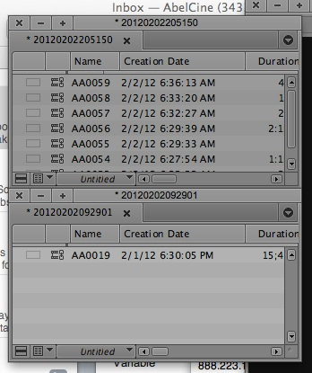 How to Import C300 Footage in Avid, FCP X and Premiere
