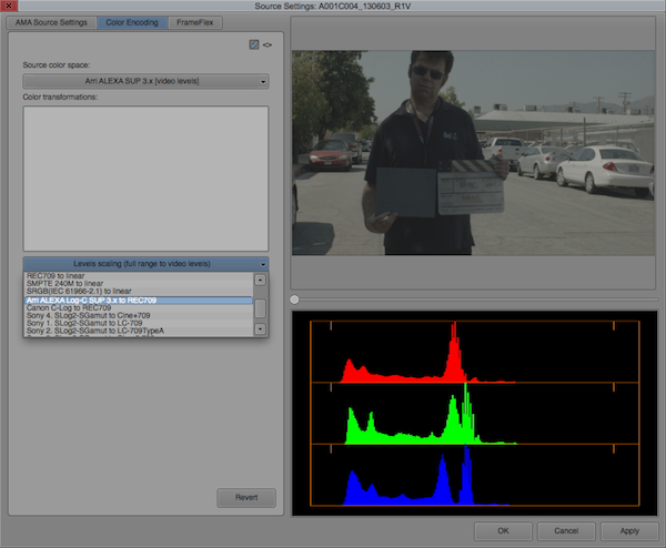 An Updated Guide to Applying LUTs to Log Footage | Tutorials