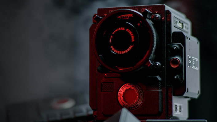 Lens and Accessory Guide for RED Cameras