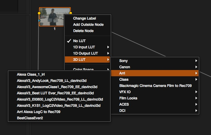 An Updated Guide to Applying LUTs to Log Footage   Tutorials