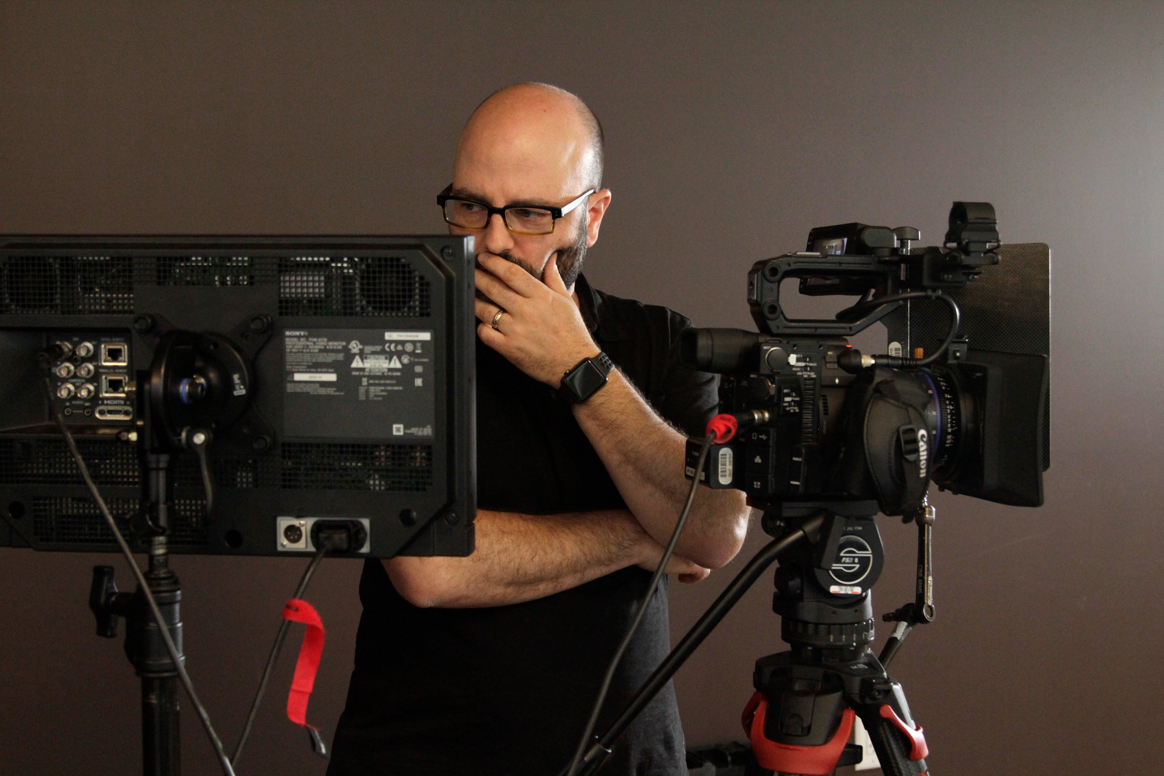 4K for $10K with Jem Schofield: Canon C200