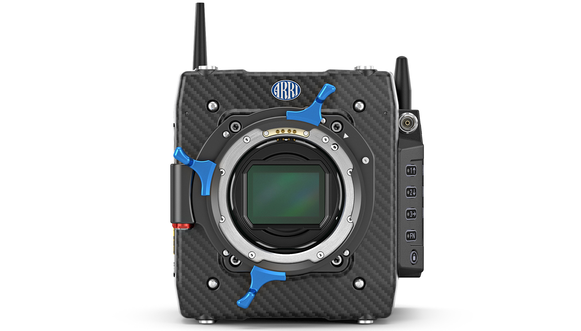 ARRI ALEXA Mini LF - Sensor and Scratch Audio