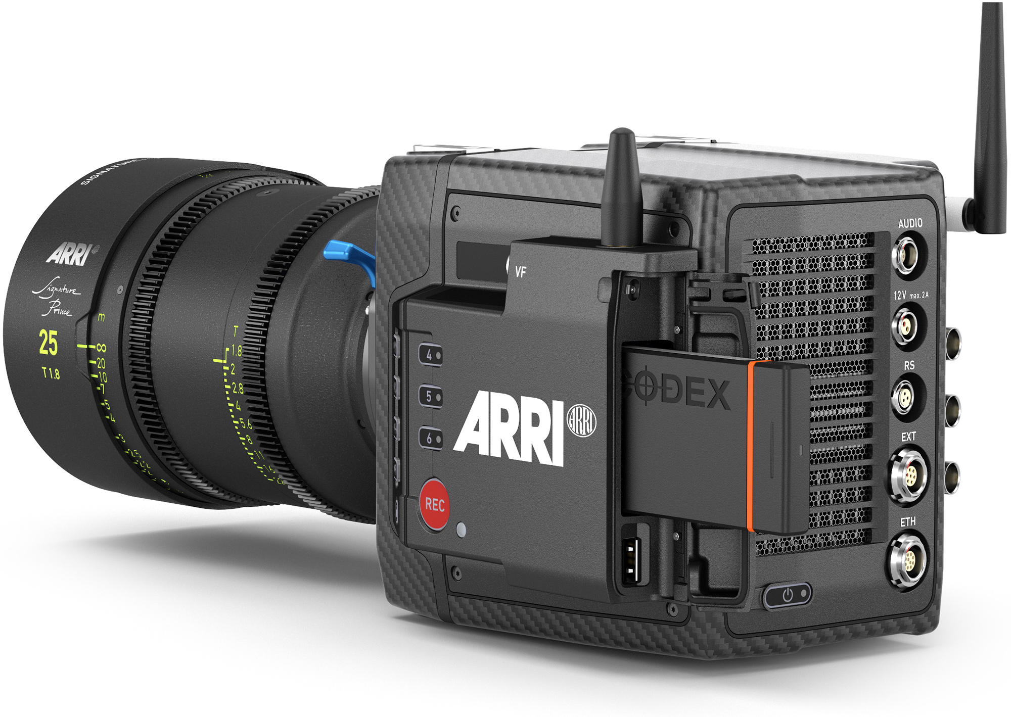 ARRI ALEXA Mini LF - Codex Compact Drive