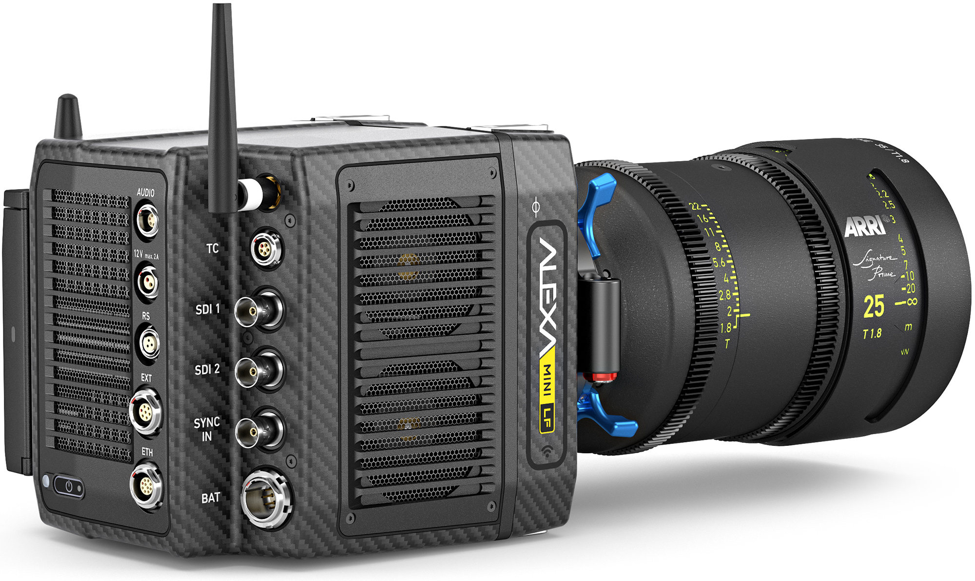 ARRI ALEXA Mini LF - Rear