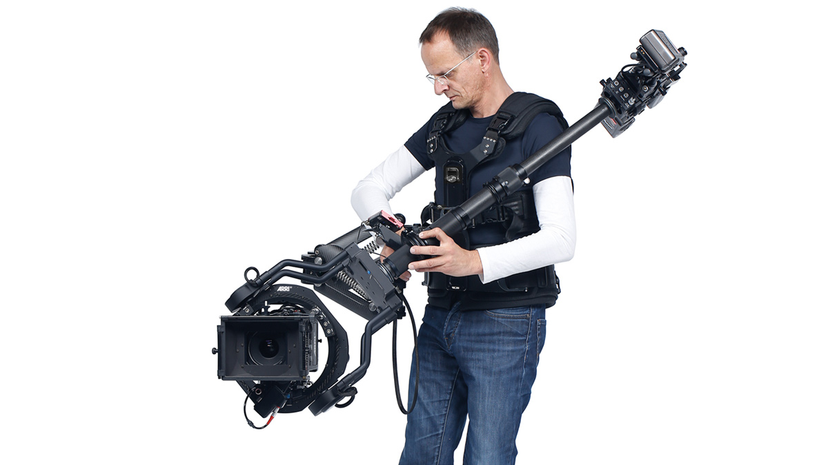 At The Bench Arri Maxima Stabilizer Tutorials Amp Guides
