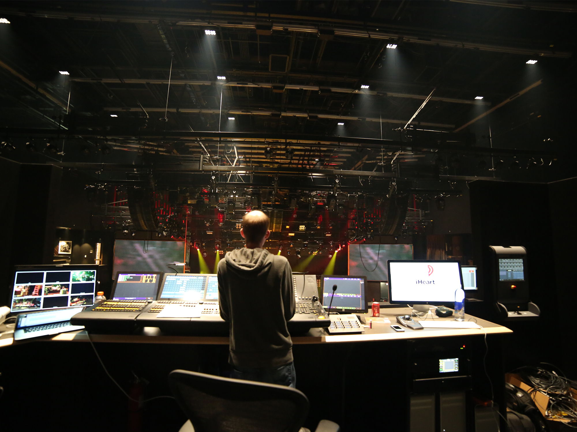 Clear Channel tapped AbelCine to create a state-of-the-art performance space in their new iHeartRadio Theater in Los Angeles.