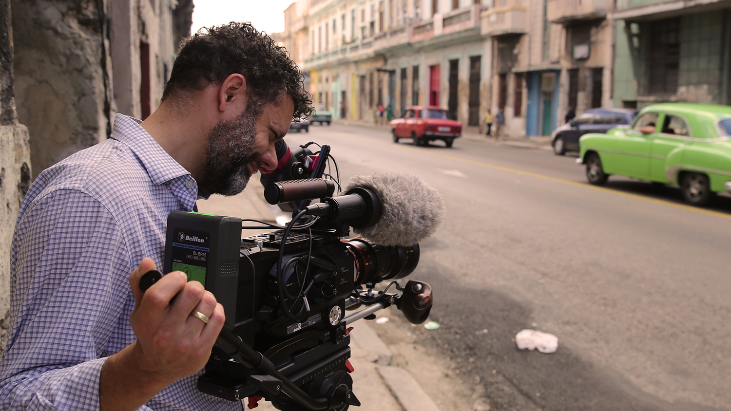 DP Tom Bergmann in Havana