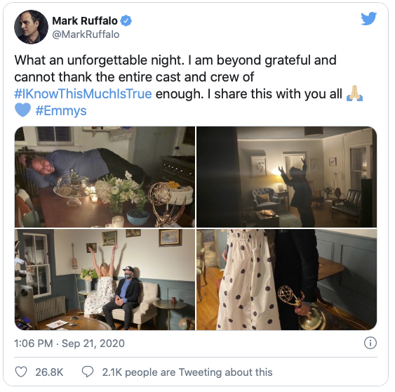 Tweet from @markruffalo