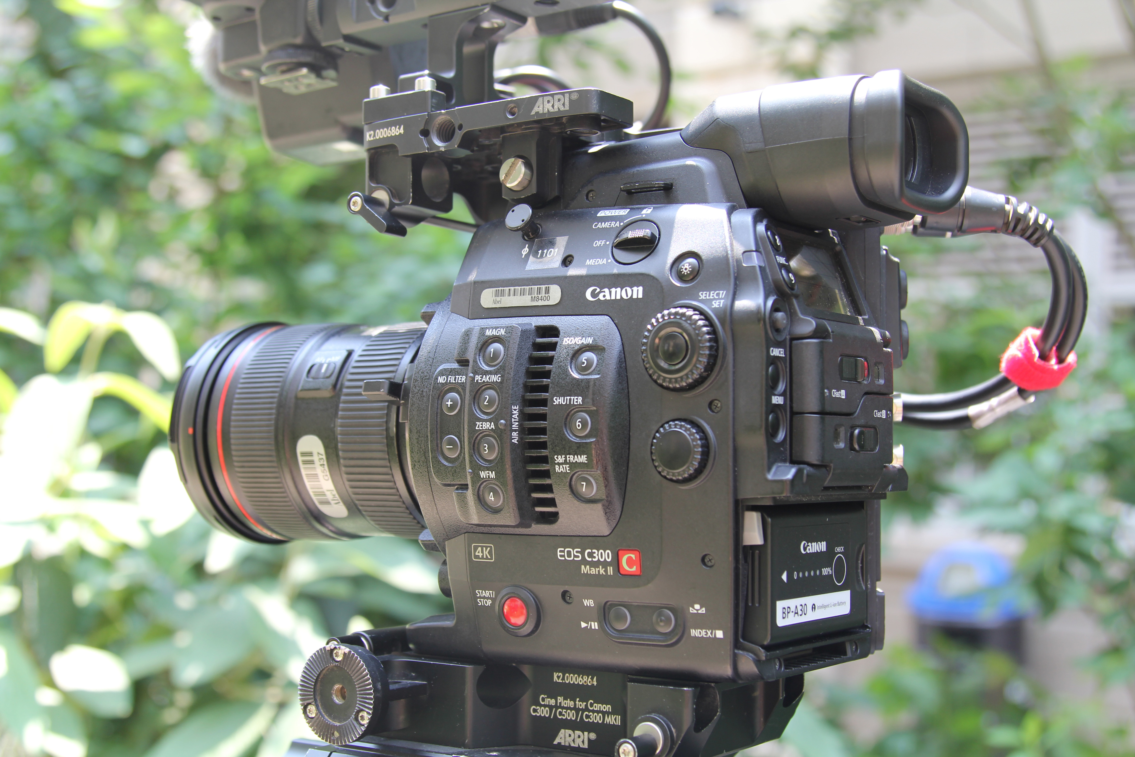 4K for $10K with Jem Schofield: Canon C300 MK II