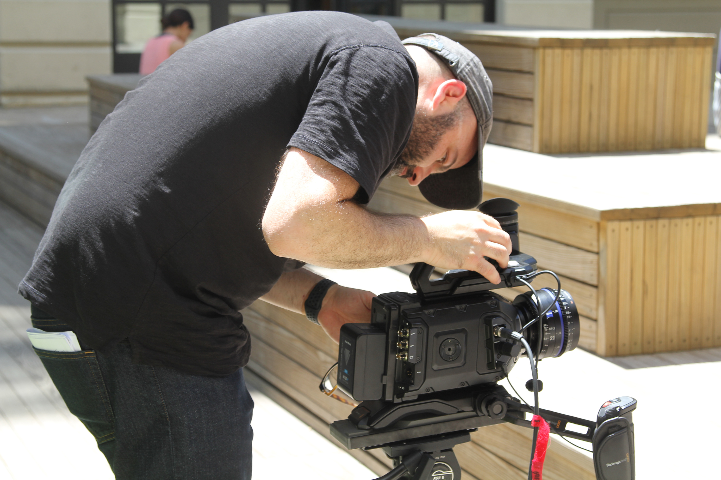 Jem Schofield: Blackmagic Design URSA Mini Pro 4.6K