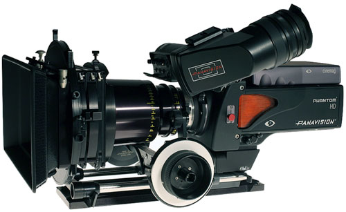 Panavision Phantom HD