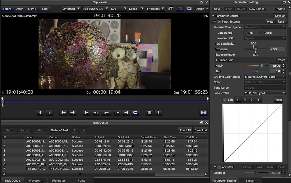 X-OCN Workflows with the Sony VENICE | Tutorials & Guides