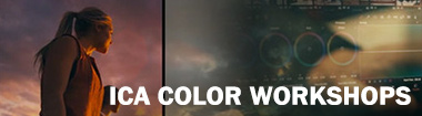 ICA Color Workshops