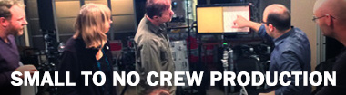 Small to No Crew Production Workshops