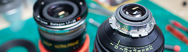 AbelCine's Optical Services