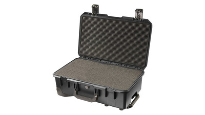 Pelican iM2500 Storm Case with Cubed Foam - Black