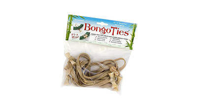 BongoTies - Natural (10-Pack)
