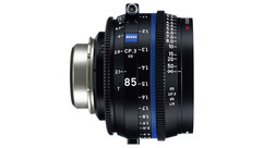 ZEISS CP.3 XD 85mm eXtended Data Compact Prime T2.1 - Imperial, PL Mount