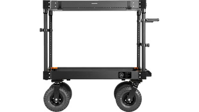 "INOVATIV Apollo 40 Cart with 10"" NXT Steel Wheels"