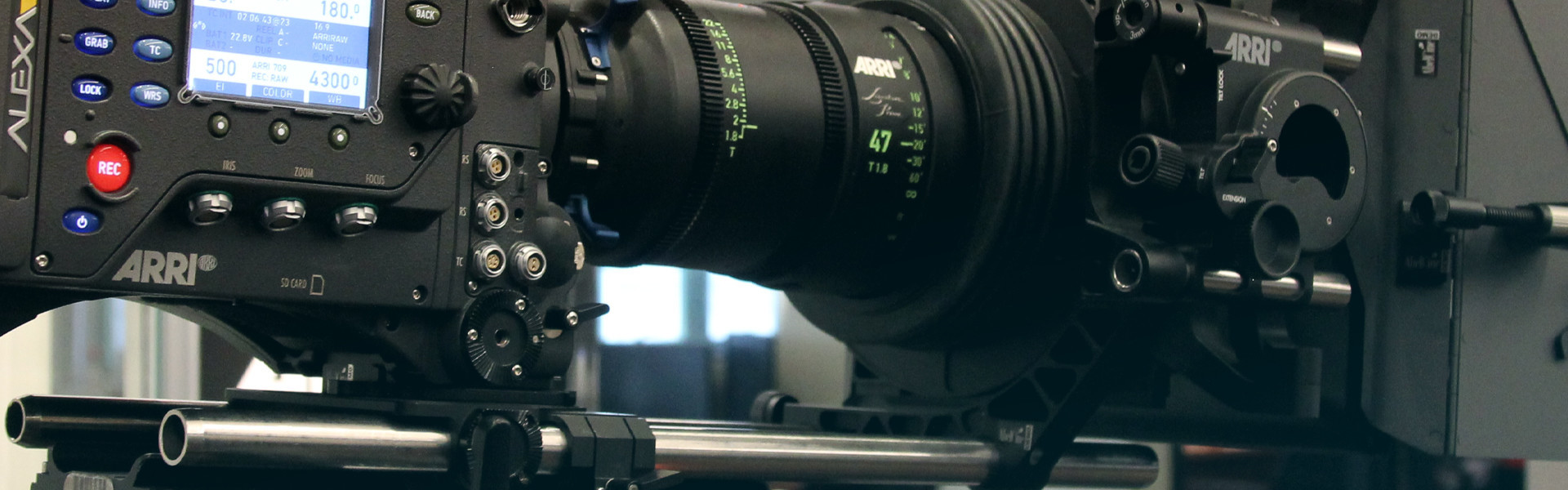 Header image for article Accessorize Your Camera with ARRI Accessories