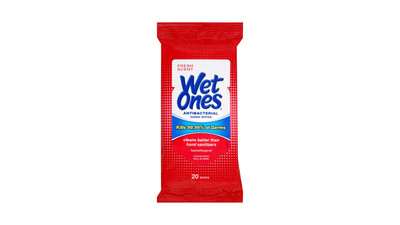 Wet Ones Travel Pack Wipes - Fresh Scent (20-Pack)