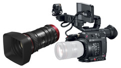 Canon C200 Camera and 70-200 Bundle