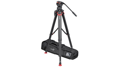 Sachtler System FSB 10 FT MS with flowtech 100 Tripod