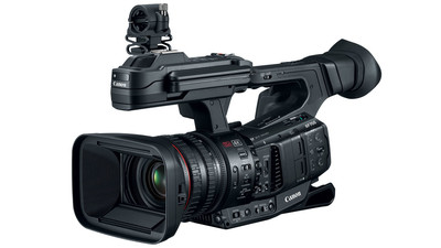 Canon XF705 4K UHD Professional Camcorder