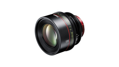 Canon Cinema Prime CN-E 135mm T2.2 L F