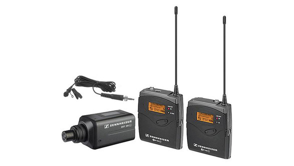 sennheiser ew 100 eng g3 wireless microphone combo system a audio accessories audio buy. Black Bedroom Furniture Sets. Home Design Ideas