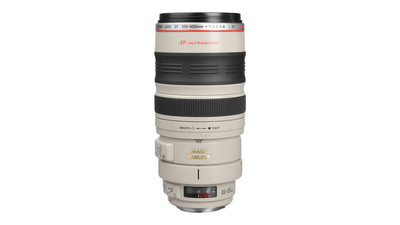 Canon 100-400mm IS USM L-Series Zoom f/4.5-5.6 - EF Mount