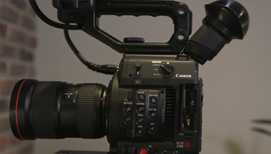 First Look: Canon EOS C200