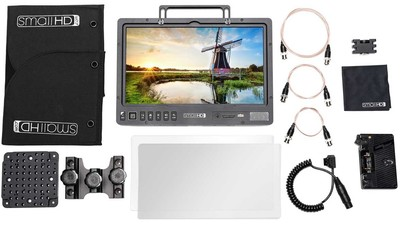 SmallHD 1303 HDR Gold Mount Kit