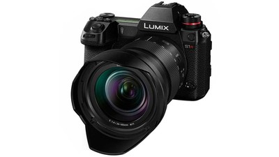 Panasonic Lumix DC-S1R Mirrorless Digital Camera with 24-105mm f/4 Macro Zoom - Leica L Mount