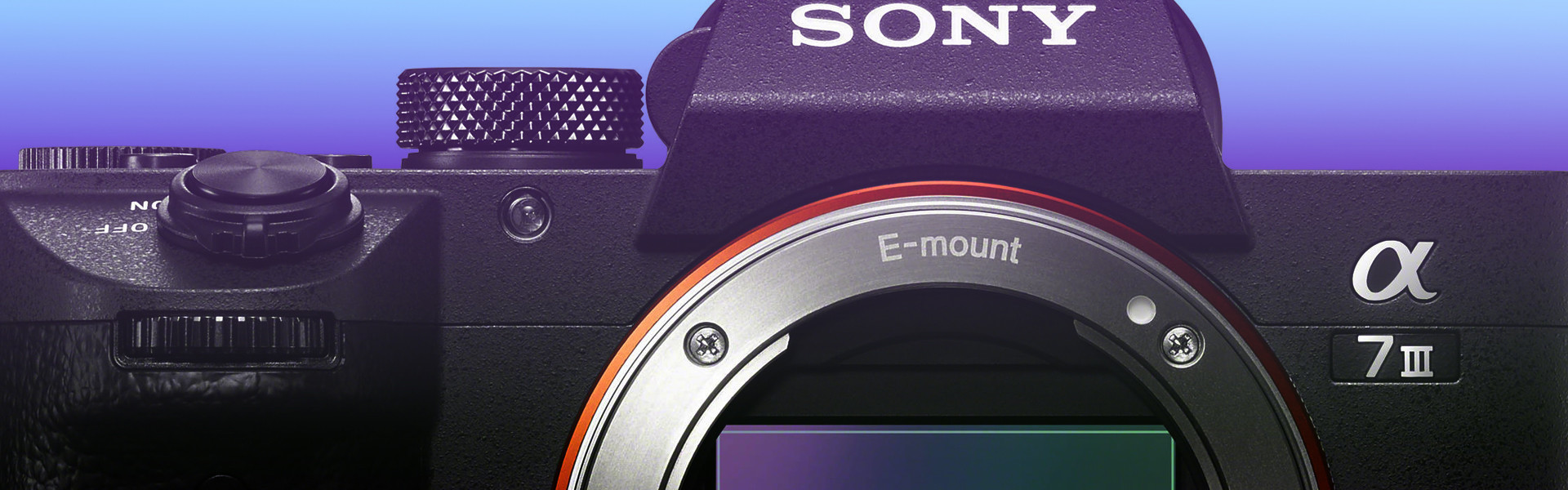 Header image for article Sony a7 III Camera Lens & Accessory Guide