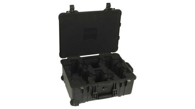 ZEISS Transport Case for 6 CP.2 Lenses
