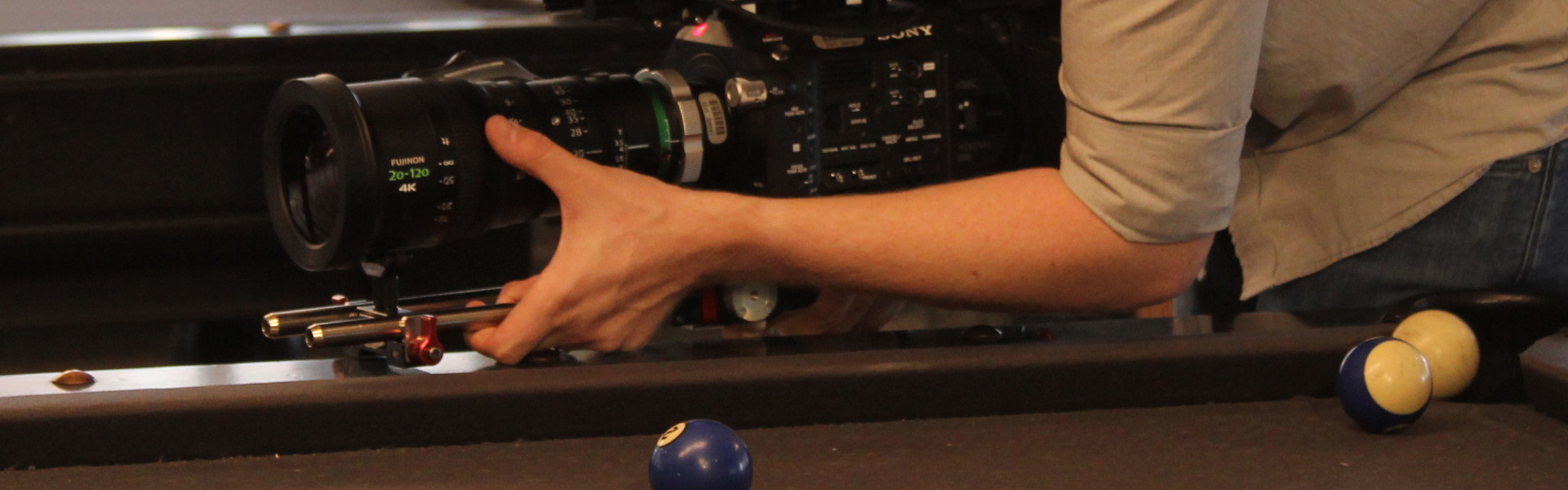 Header image for article Behind the Lens: Fujinon Cabrio 20-120mm
