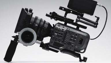 Intro image for article First Look: Sony PXW-FX9 Camera
