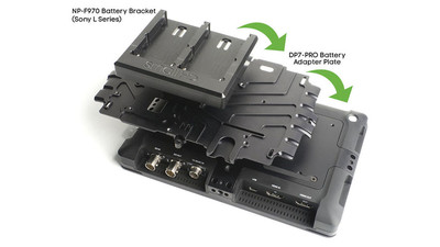 SmallHD Sony L-Series Battery Power Kit for DP7 Series Monitor
