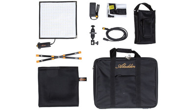 Aladdin ALL-IN 1 Color Kit with Soft Case