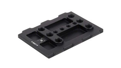 Wooden Camera Unified Baseplate Lower Quick Dovetail