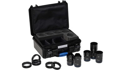 ZEISS Loxia 5-Lens Bundle - E-Mount