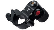 Teradek RT Wired Thumbwheel-X Controller with Run/Stop Control - Left Hand