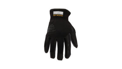 Setwear Pro Leather Gloves - Large, Black (1 Pair)
