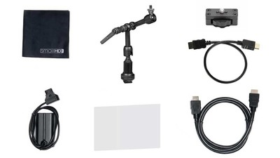 SmallHD Cine Accessory Pack for FOCUS 7 Monitor