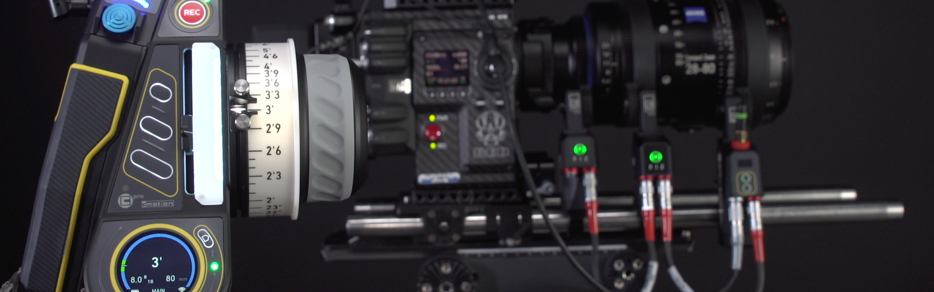 Header image for article At the Bench: cmotion cPRO Wireless Focus System
