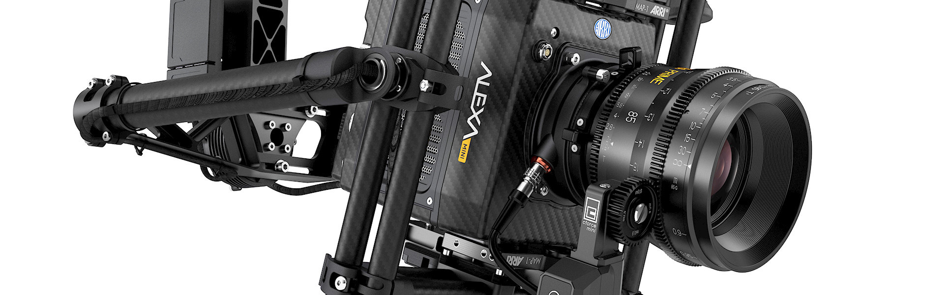 Header image for article ALEXA Mini Brings Breakthrough Mobility to the ALEXA Family