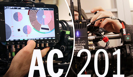 Digital AC Series 201: Building the Camera