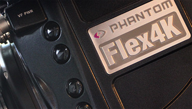 Intro image for article ProRes Comes to the Phantom Flex4K